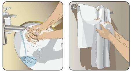 Как одевать линзы первый этап