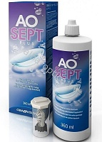 AOSept Plus, 360 ml