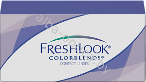 FRESHLOOK ColorBlends Карий (Brown)