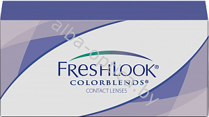 FRESHLOOK ColorBlends Зеленый (Green)